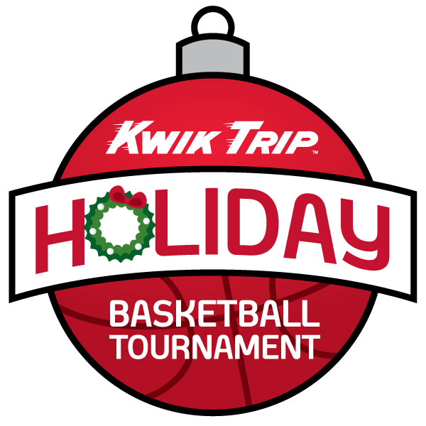 holiday tournament logo