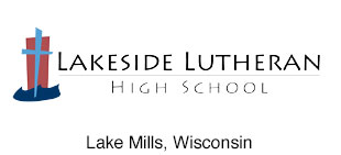 Lakeside Lutheran High School Logo