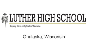 Luther High School Logo