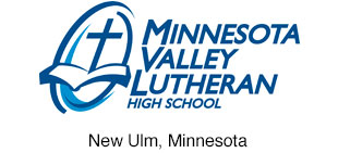 Minnesota Valley Lutheran High School Logo