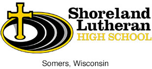 Shoreland Lutheran High School logo