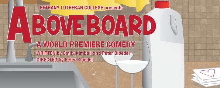 BLC Theatre Presents Aboveboard