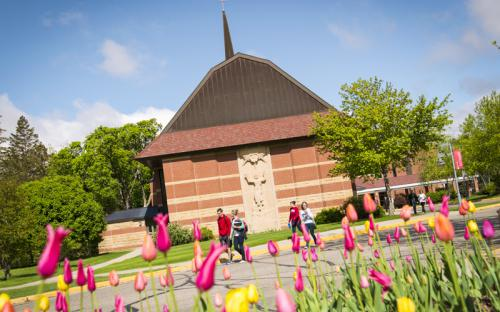 Spring on the Bethany campus