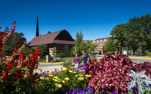 Summer on the Bethany campus