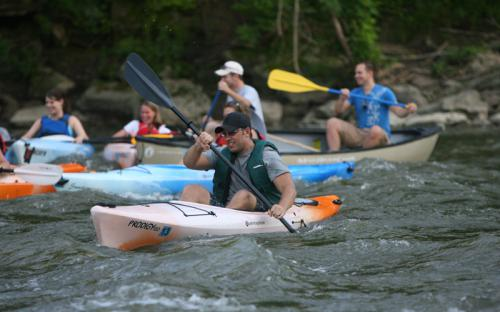 There are many activities to do around Mankato.
