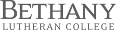 Bethany Lutheran College Retina Logo