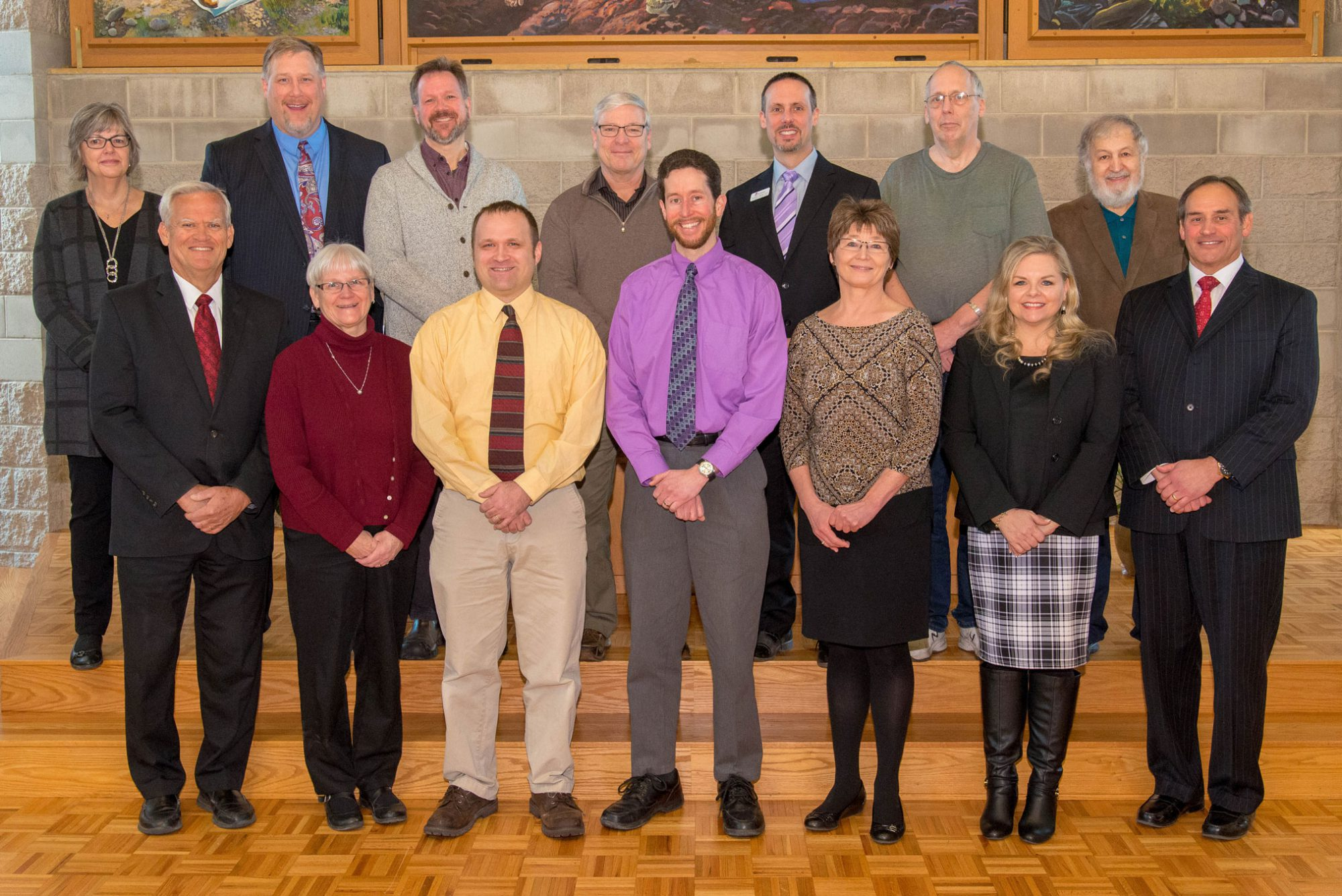 2018 Years of Service Honorees