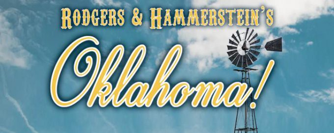 Rogers and Hammerstein's Oklahoma! promotional banner image