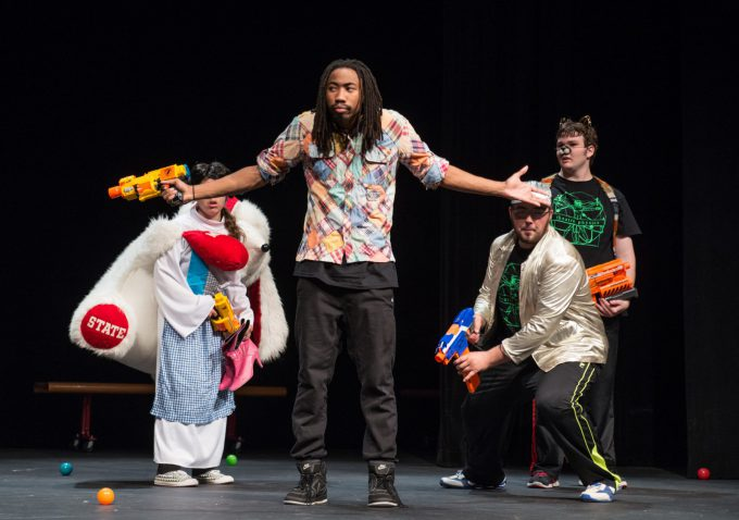 Theatre Physics 21 (2014)