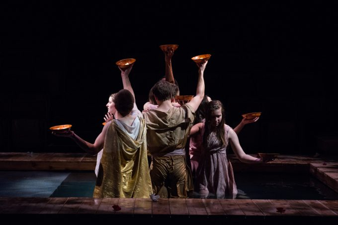 Metamorphoses (2015) production photo