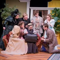 The Importance of Being Earnest (2018) production photo