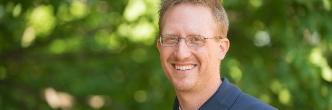 Andy Schmidt, Dean of Students and Religious Studies professor