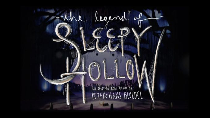 The Legend of Sleepy Hollow (2018) promotional poster