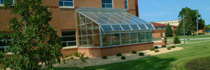 Meyer Hall Greenhouse