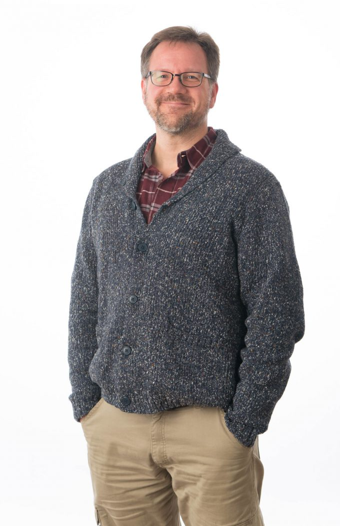 Professor Peter Bloedel