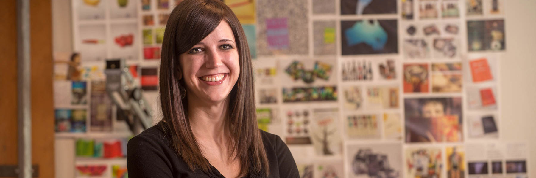 Amanda Quist is a professor in the BLC Media Arts department
