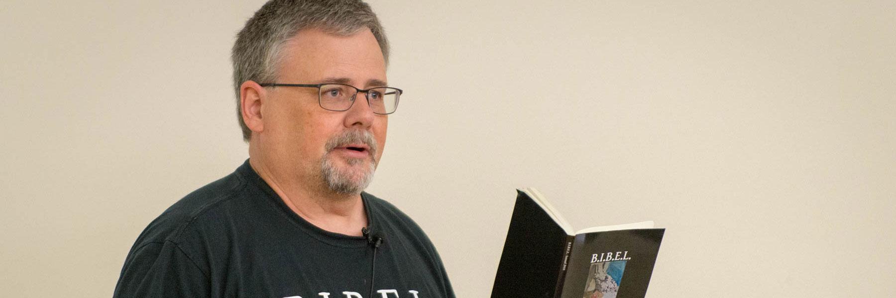 Rev. Dr. Thomas Rank, Religious Studies department professor