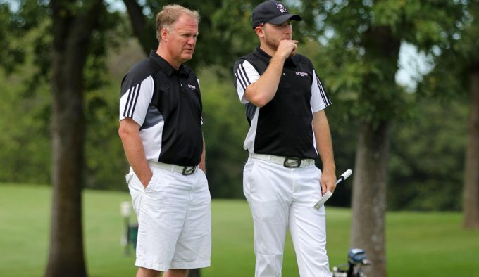 Daniel Mundahl retires as Bethany Men's Golf Coach