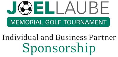 Joel Laube Memorial Golf Tournament - Individual and Business Partner Sponsorship