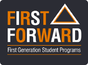 First Forward - First Generation Student Programs logo