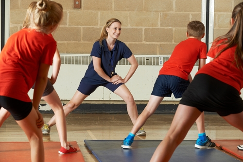 Education Program Offers Phy Ed Certification