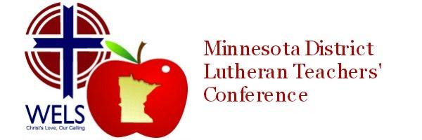 WELS Teachers conference logo