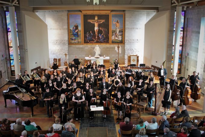 Concert Band and Chamber Orchestra