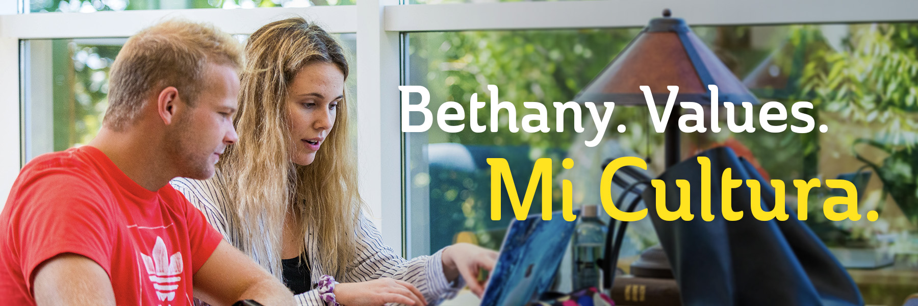 Bethany. Values. Mi Cultura