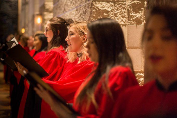 Choir women Mizha