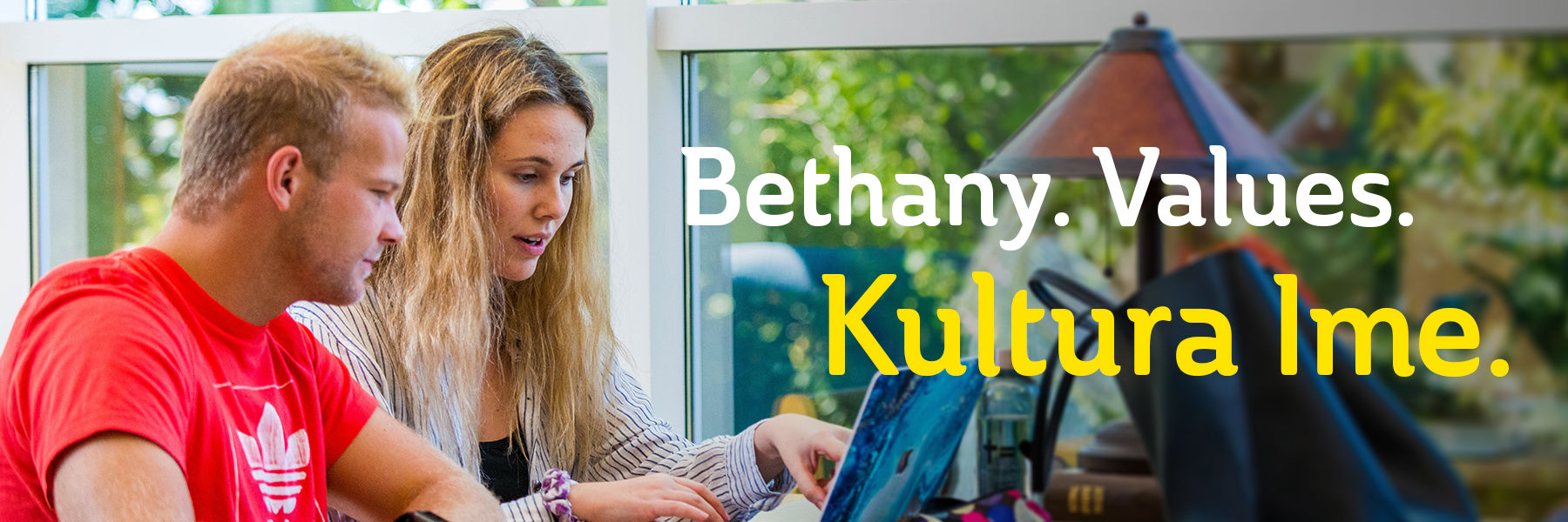 Bethany Values Kultura Ime