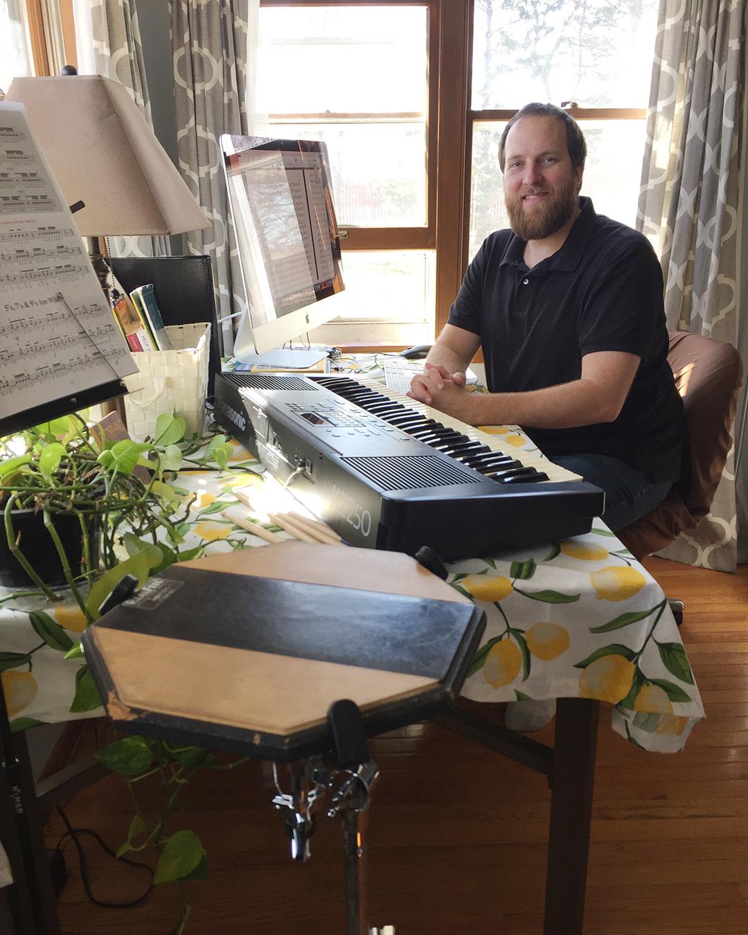 Ben Faugstad (music)