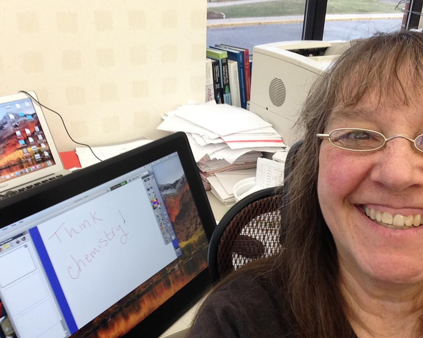 Glenda Bossow (I.T., chemistry)