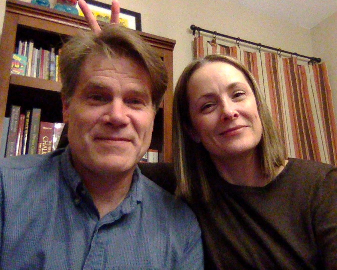 Lars and Angie Johnson (English)