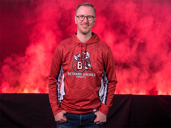 "Erik ""DoA"" Lonnquist, Director of Esports Broadcasting"