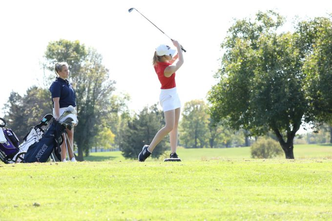 Bethany Lutheran Competes at Martin Luther's Invite
