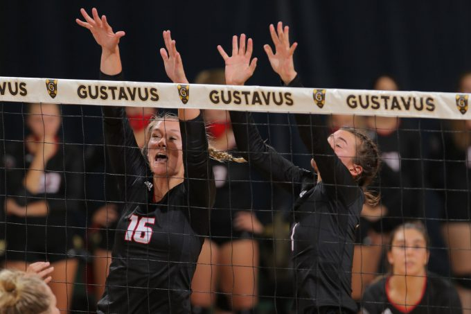 Volleyball Concludes Three-Game Road Trip