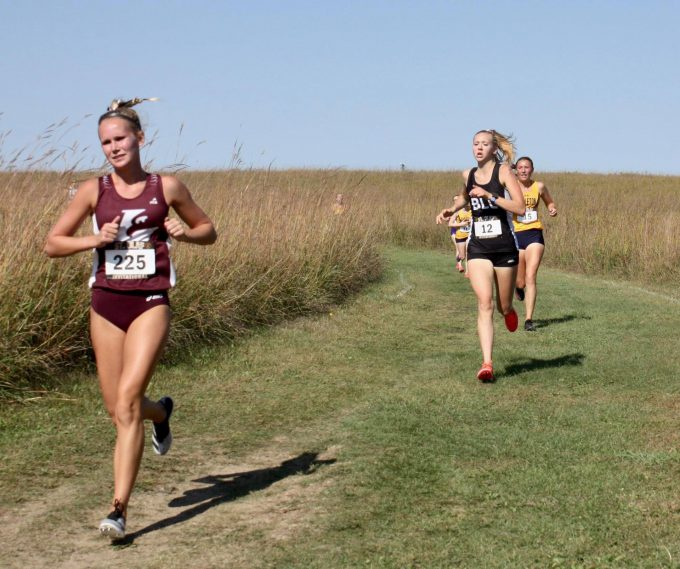 Tobin Records Fifth-Best Time at Lewis & Clark Invite